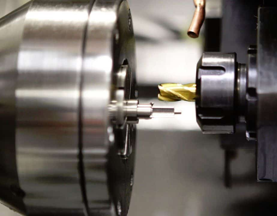 Precision CNC Machining Milling and Turning