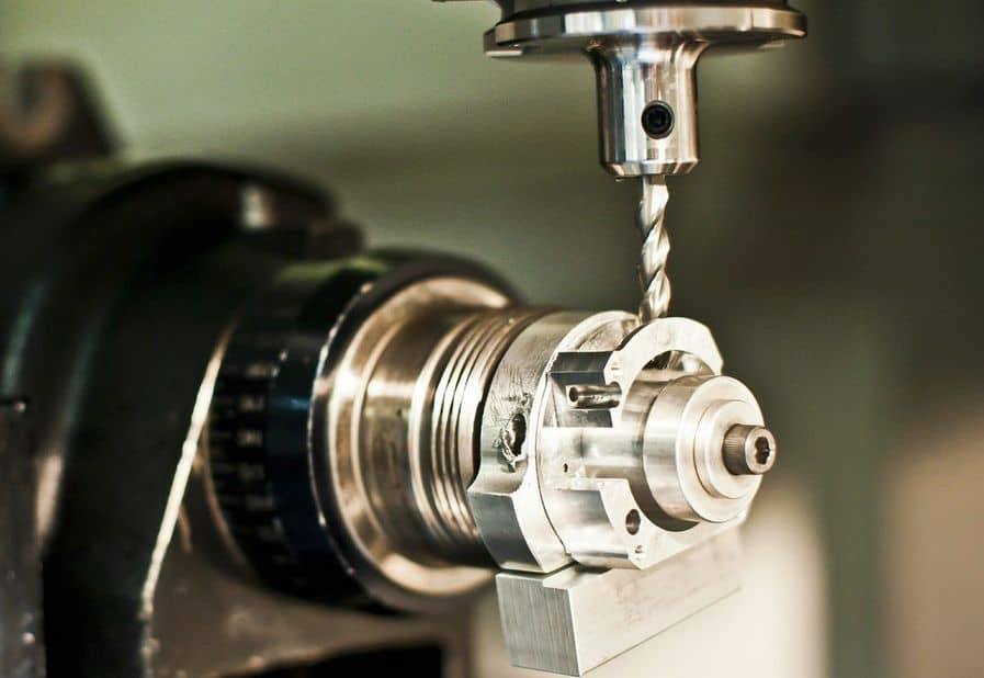 Precision CNC Machining Centers