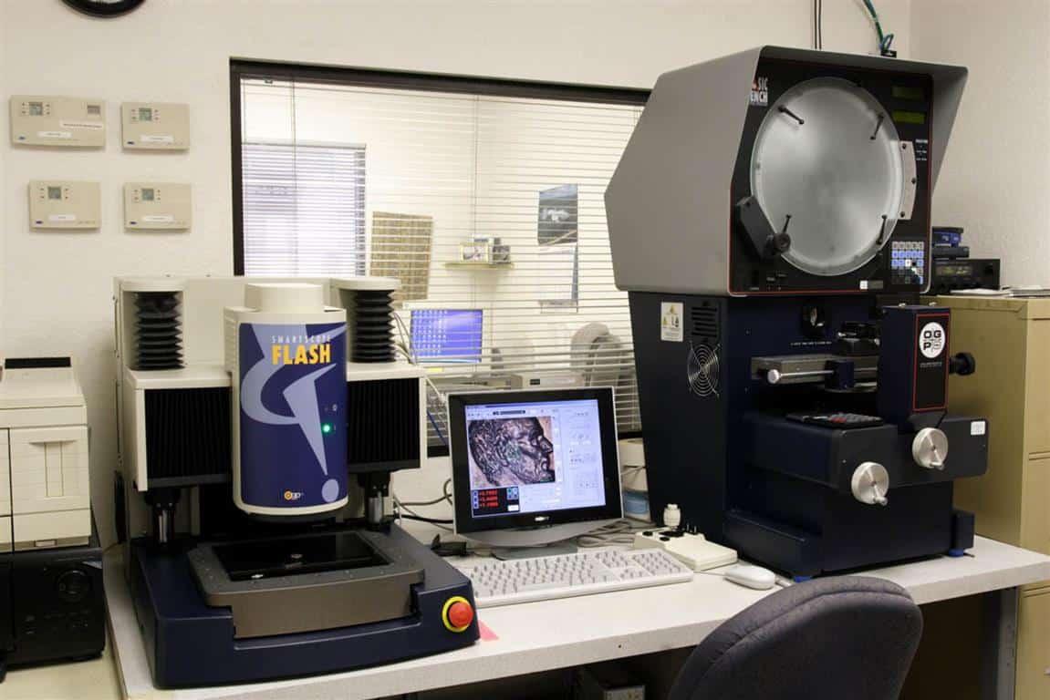 Equipment Prototype Production Machining