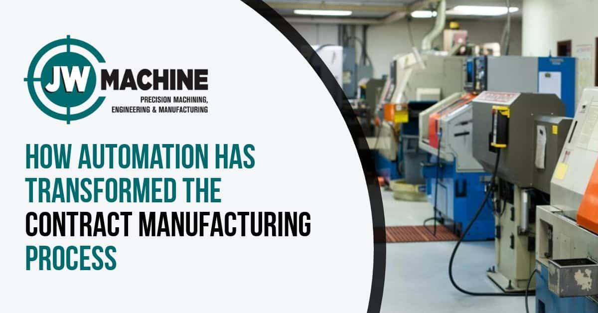 Precision CNC Machining, JW Machine Precision Machining, Engineering and Manufacturing