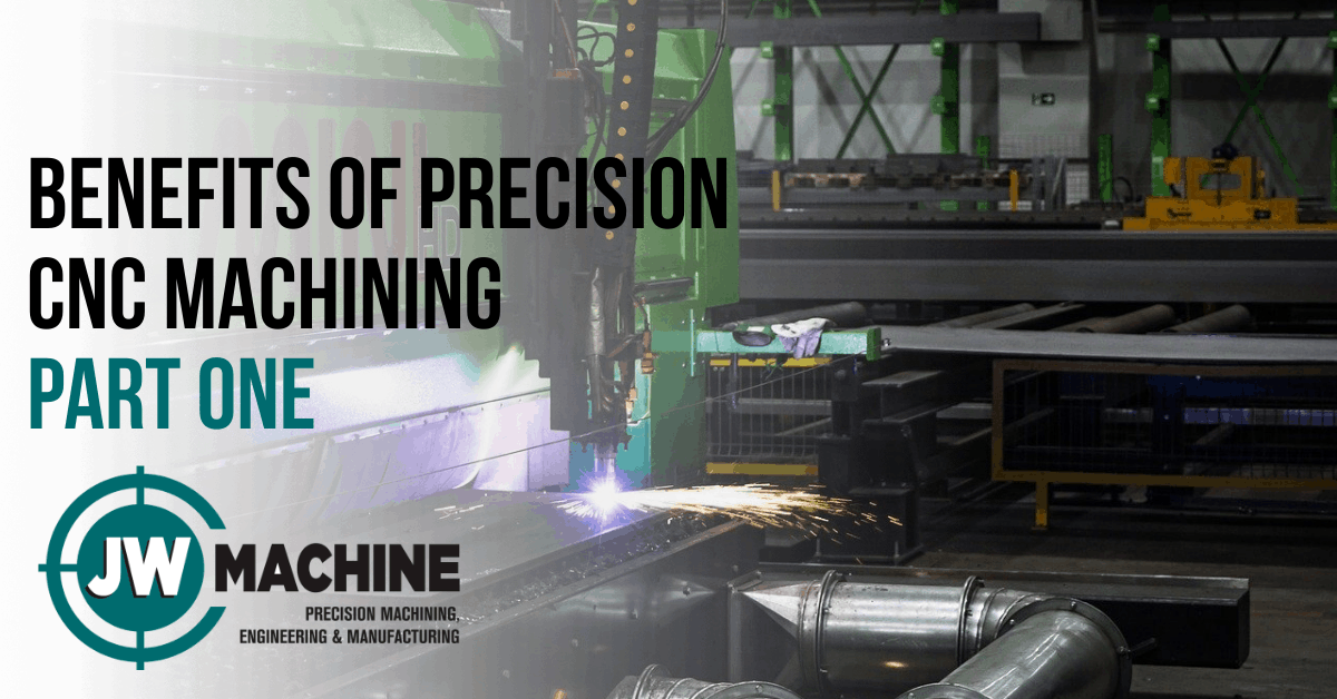 Advantages of Precision CNC Machining