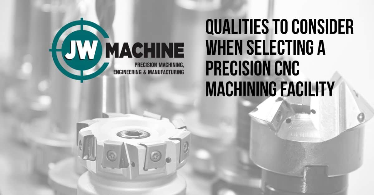 Precision CNC Machining Facility
